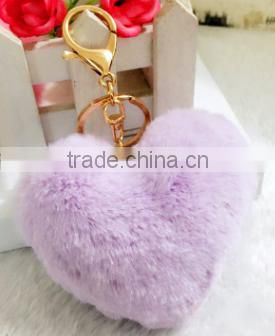 Plush key chain; Hot sale; Bag pendant;Car hanging pendant;Manufacture wholesale