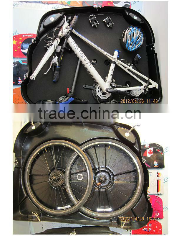 BIKE BOX HARD CASE AIRPORT CYCLE TRAVEL LUGGAGE