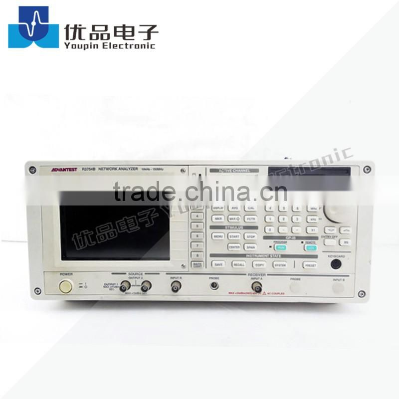 Advantest R3754B 10 kHz to 150 MHz Network Analyzer