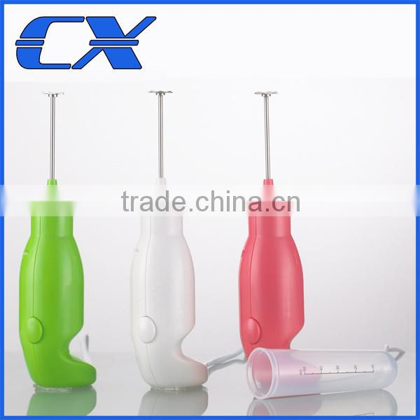 Mini Hand Held Electrical Coffee Drink Mixer