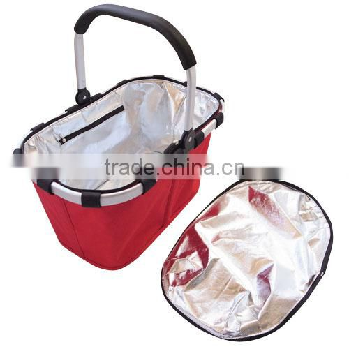 Manufacture price small cheap empty picnic baskets
