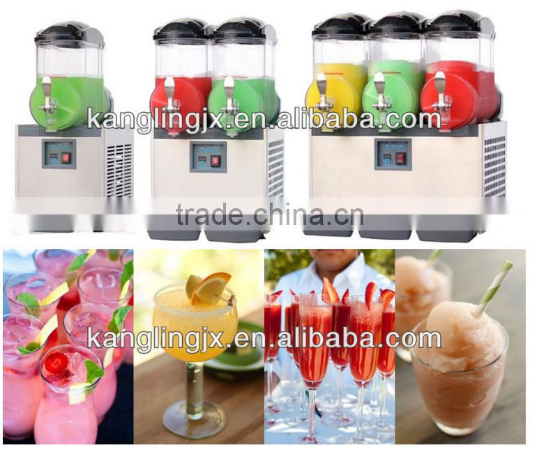 12L slush machine