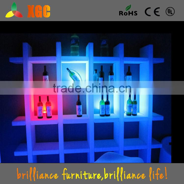 Underwear Display stand Units ; wine bottle display rack