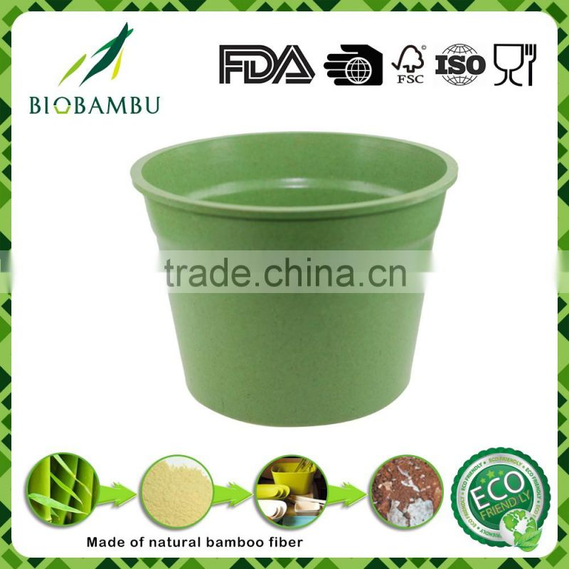 Welcome biodegradable affordable plant bamboo pot eco