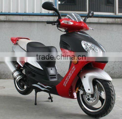EEC EUR2 gasoline scooter
