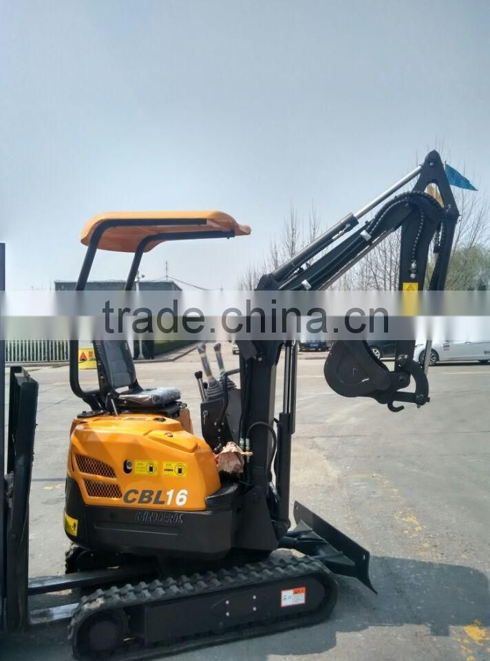 chinese cheap mini excavator for sale