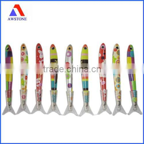 gift fish shape pen