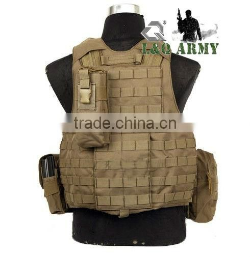 Panama Military Strike Plate Carrier Vest