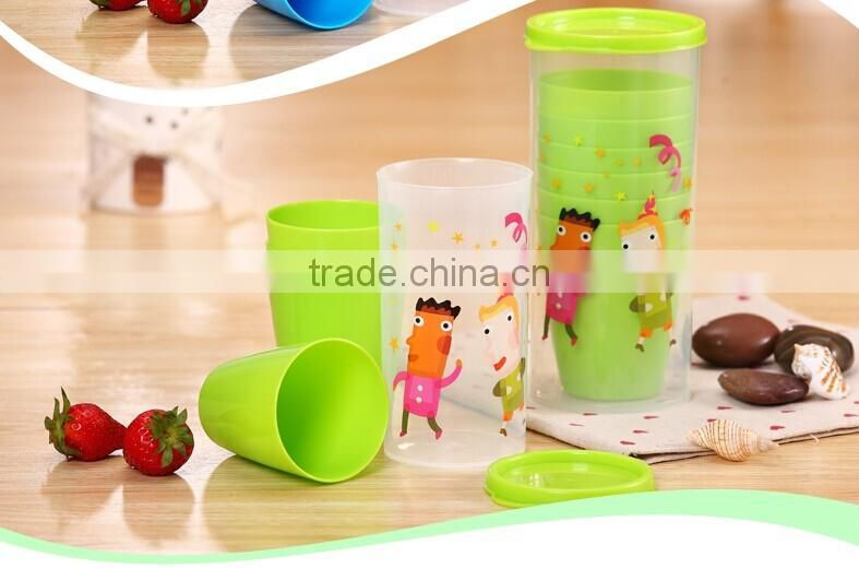 Cup set 0.75L w/4 pcs cups