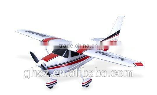Guohao hot sale custome big rc planes for sale; resin pedal plane