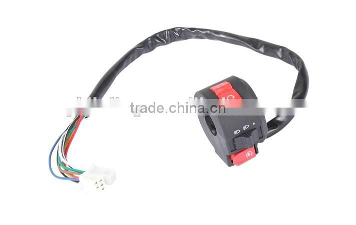 ATV Handle function switch,Jinling ATV Parts.Spare Parts Of Jinling Quad