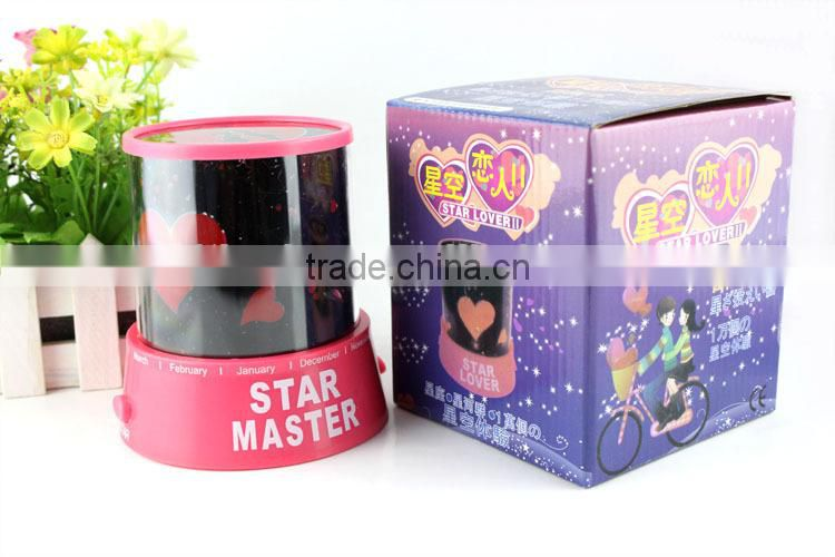 led star master led project night light for bar romantic master led star master