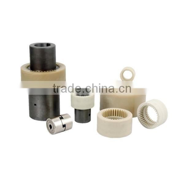 hydraulic pump motor couplings