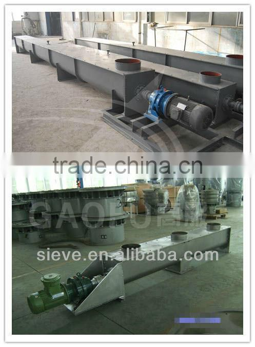new design silo conveyor, screw conveyor