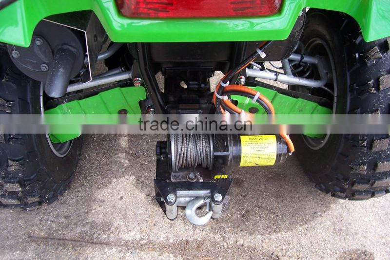 3000 LB ATV WINCH ELECTRIC 12 VOLT 4 WHEELER TRAILER
