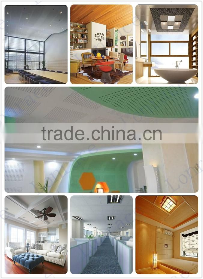 waterproof and fireproof pvc t and g plastic ceiling panels/tile