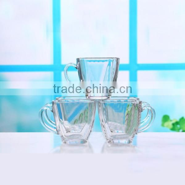 popular glassware items,heat resistant glass coffee cup