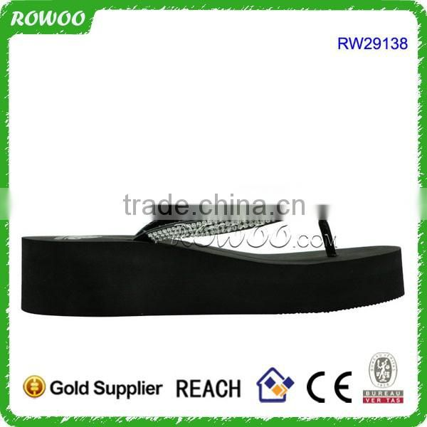 alibaba spain fashion branded beautiful women sandals with diamont