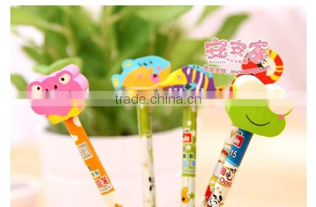Eco-friendly paper made pencil , cute pencil for gift