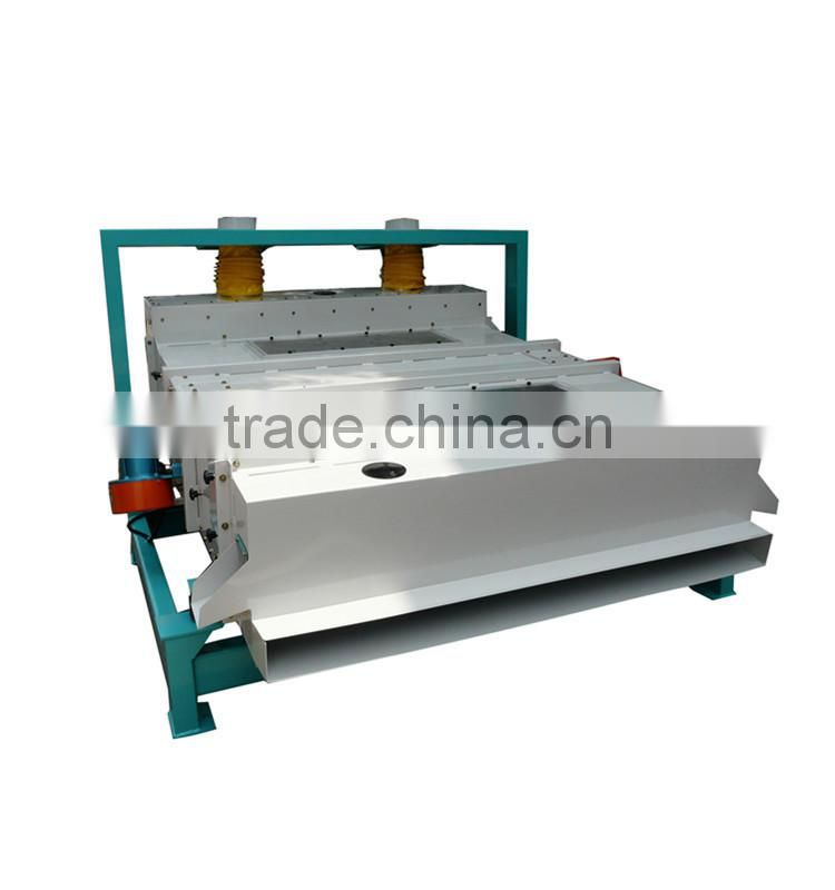 efficiency Vibratory Cleaning Screen grain separator machine