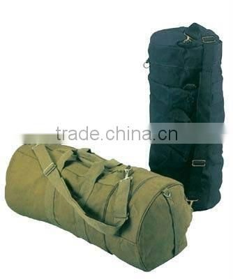 New Olive Drab Double-ender military canvas duffle bag