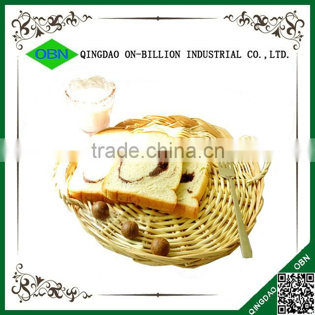 Colored plastic heated bread basket for sale