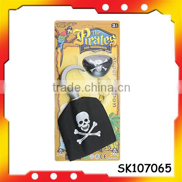 plastic pirate sword toy for kid