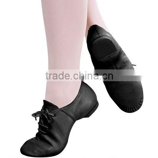 Wholesale china shoes women lady OEM jazz dance shoes stock