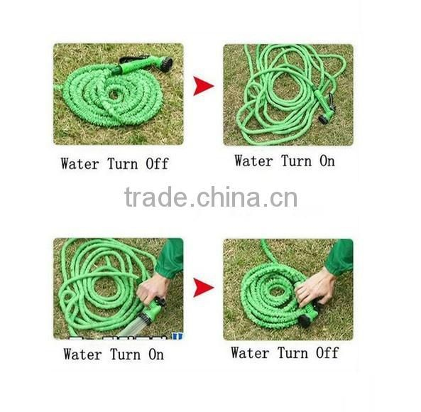 Expandable Garden Hose Car Water Rubber Hose Garden Hose Reel