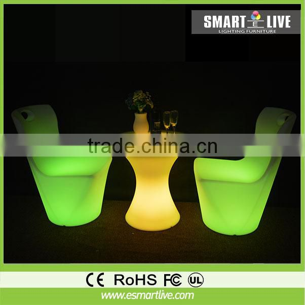 white cube table white cube table 143 colors for party hot product rf wireless touching led controller