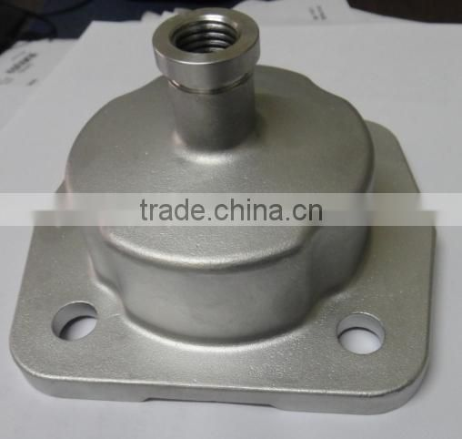 Sand Centrifugal Casting for Custom Cast Pump Adaptor