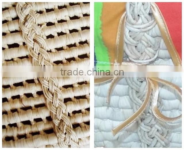 Maize woven high quality baby carry basket