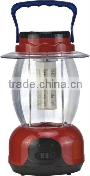 portable rechargeable emergency lantern