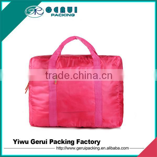 Polyester Material and Duffel Type bag