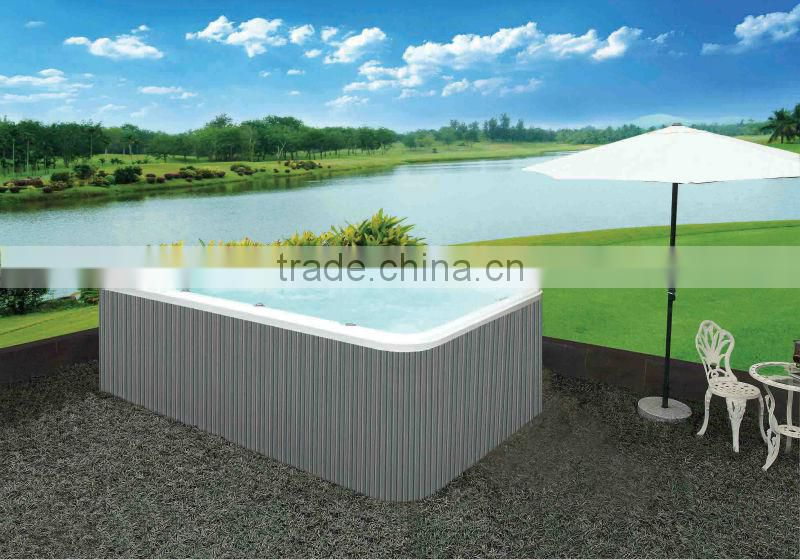 Outdoor Swim spa WS-S04 with CE, ETL, SAA,CB