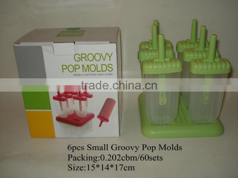 Hot Sale Red Color Popsicle Mould-Small TH-2186
