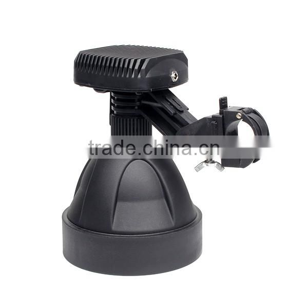 New battery operated CREE 15W Rechargeable LED Spot Light Rifle Scope Mount Hunting Spotlight NFG140LI-15W