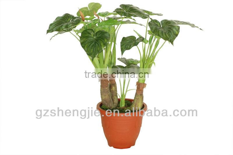 GuangZhou SJ artificial plant for home decoration