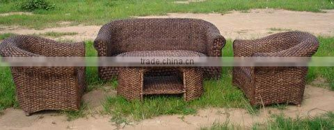 WATER-HYACINTH SOFA SET/ FURNITURETCC-W88