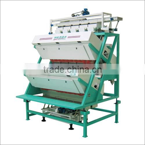 Pekoe sorting machine ccd tea color sorter