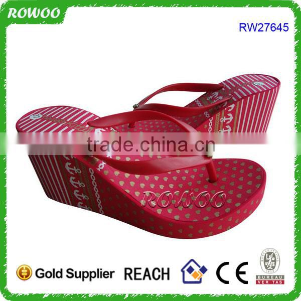 Chinese cheap straw flip flops factory wholesale customized