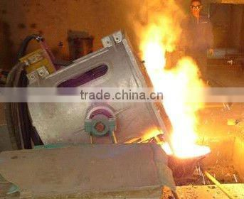 Hot sale aluminum iron copper smelting furnace for sale