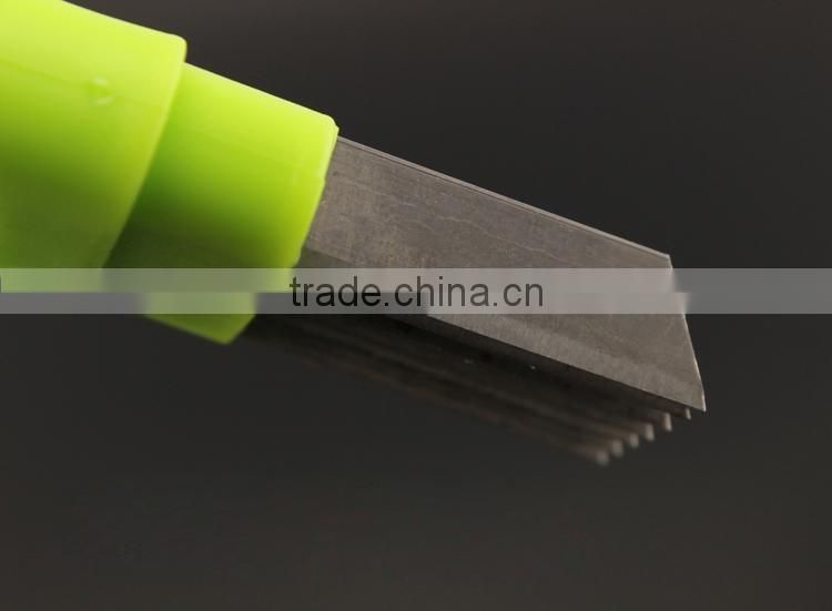 Kitchen Onion Vegetable Cutter Sharp Scallion Cutter Stainless Steel Blade