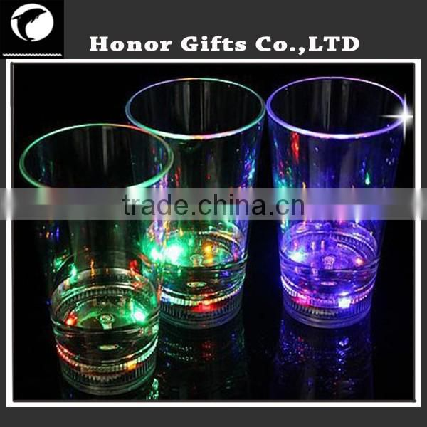 Led Light Drinking Glass Luminous Drinking Glass