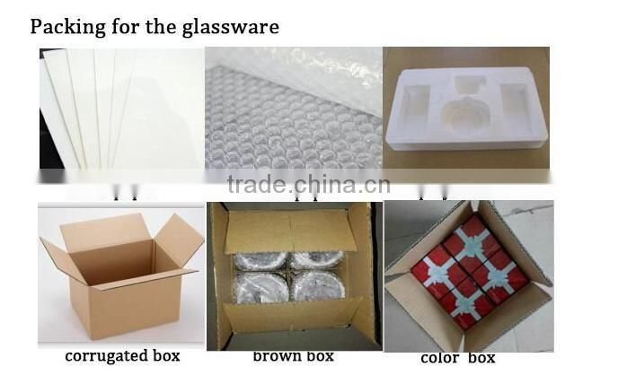 custom different color how to make stained glass candle holders for home decoration