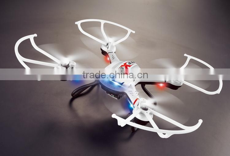 2.4G 4CH 6-Axis gopro drone with video camera with LED light F181