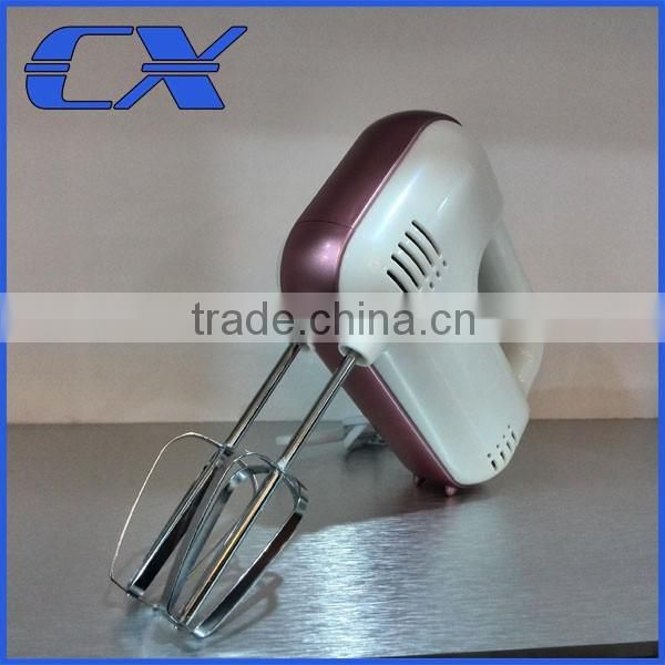 200W New Fashion Cake Hand Held Mixer Hand Mixer Cake Mixer Electric Hand Mixer Mini Kitchen Hand Mixer