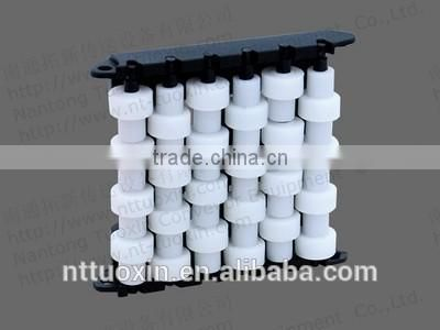 G10 Straight Run Roller Side Guide for Modular Conveyor Chain