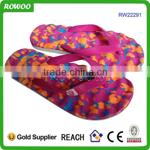 Best selling straw slippers,wholeale new bamboo flip flops slippers