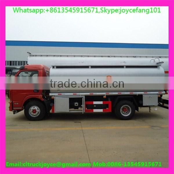 Howo Dongfeng Jac oil tanker truck capacity capacity fuel tank truck